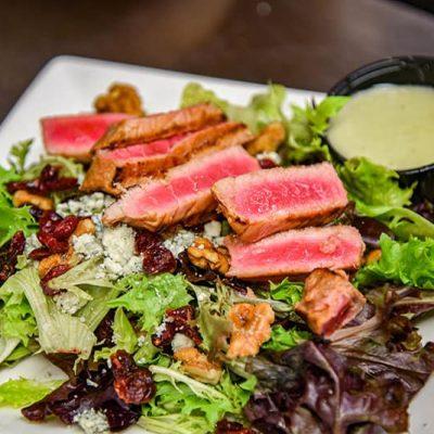 Ahi Tuna Misto Salad