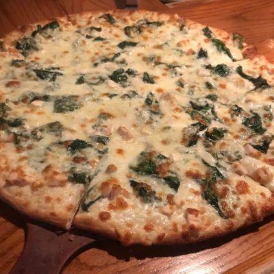 Pizza Alfredo Plus