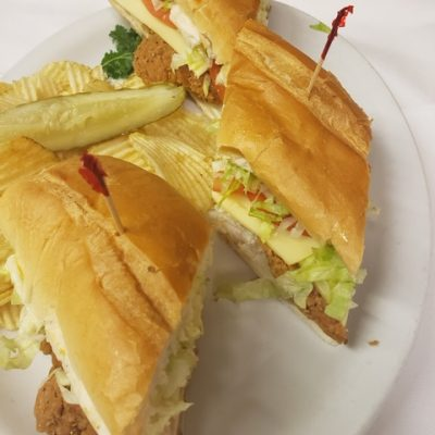 Chicken Breast Sub