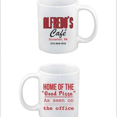 Alfredo's Café Fan Wear ~ Cups