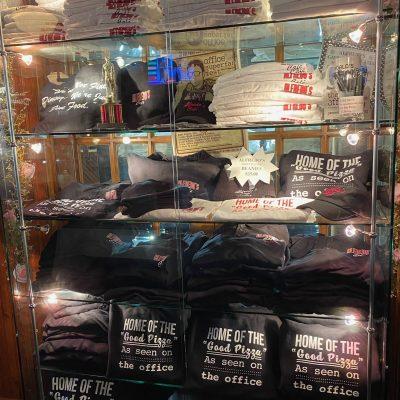 Alfredo's Café Fan Wear ~ Fan Wear Merchandise