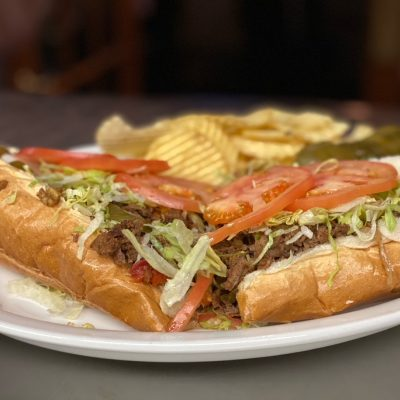 Super Cheese Steak