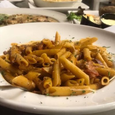 Penne Pasta in Vodka Sauce